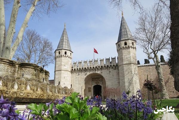 کاخ های استانبول