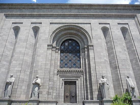 موزه ماتنادران ارمنستان