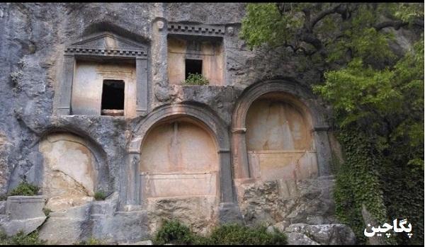 شهر باستانی ترمسوس