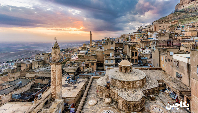 شهر ماردین ترکیه