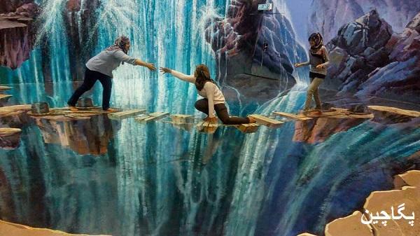 موزه هنر سه بعدی در لنکاوی
