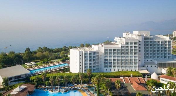 هتل های لوکس در منطقه کنیالتی
