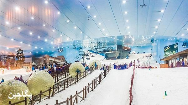 پیست اسکی امارات مال