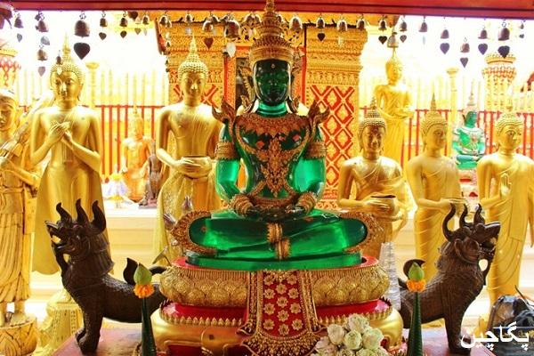 بودای زمردین بانکوک