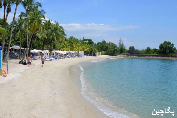جزیره سنت لازاروس سنگاپور