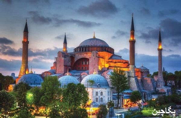 معروفترین محله های استانبول