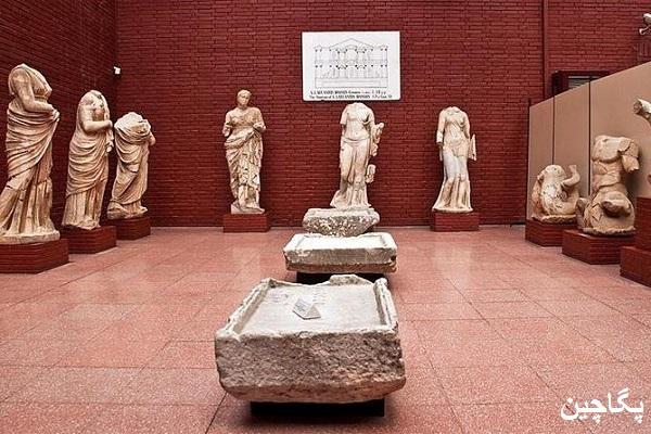موزه باستان شناسی ازمیر