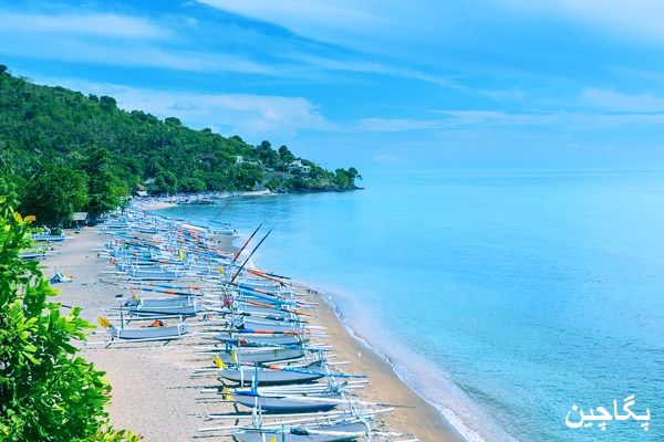 ساحل امد در بالی