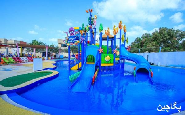 اسپلش ان پارتی یکی از بهترین پارک های آبی دنیا برای کودکان در دبی