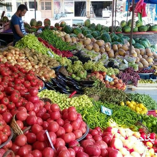 بازار دوگو گاراژی آنتالیا