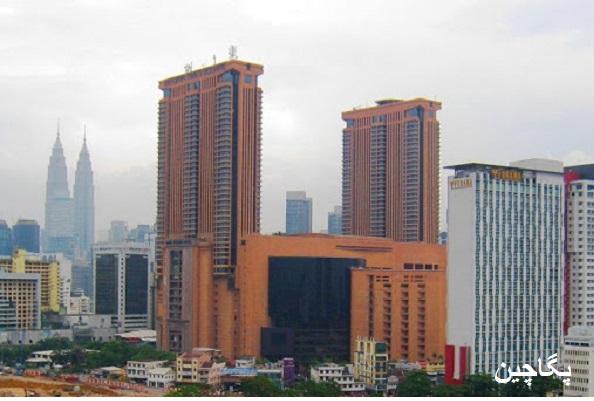مرکز خرید برجایا تایمز اسکوئر کوالالامپور