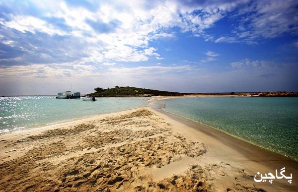 ساحل نیسی زیباترین ساحل قبرس