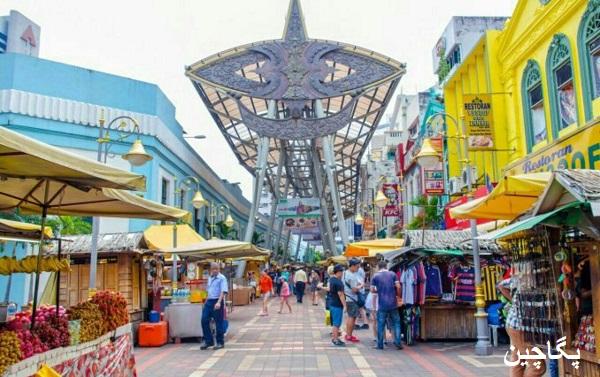 سنترال مارکت کوالالامپور