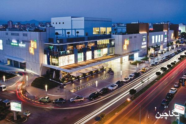 مراکز خرید برتر آنتالیا