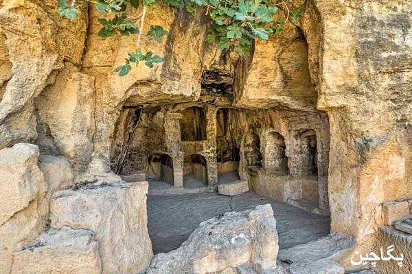 مقبره پادشاهان در بندر پافوس