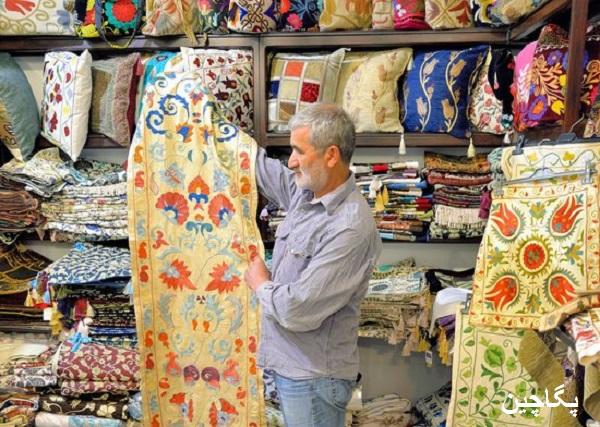 بازار هنری و صنایع دستی طغرا در آنتالیا