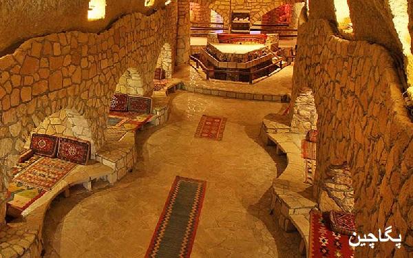 رستوران سنتی کاریز کیش