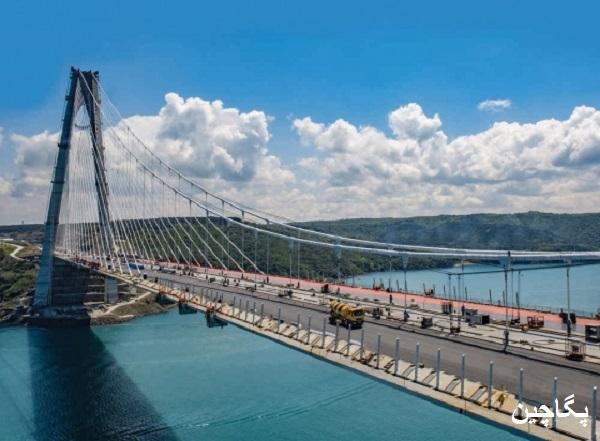 مشهورترین پل های استانبول